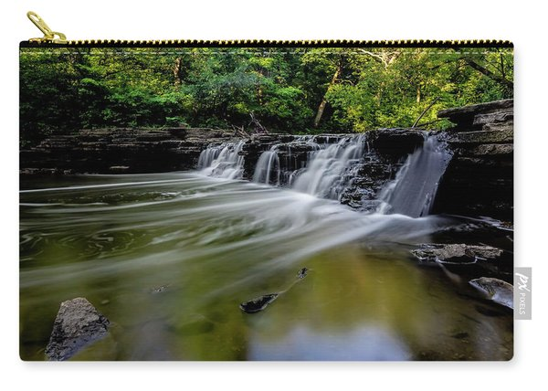 Beautiful Waterfall Carry-all Pouch
