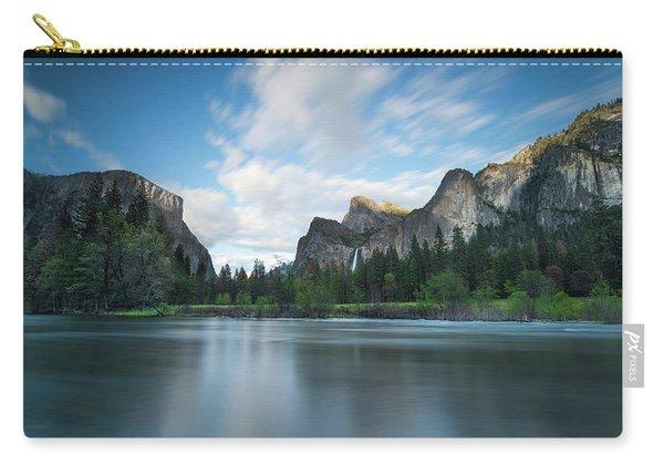 Beautiful Yosemite Carry-all Pouch