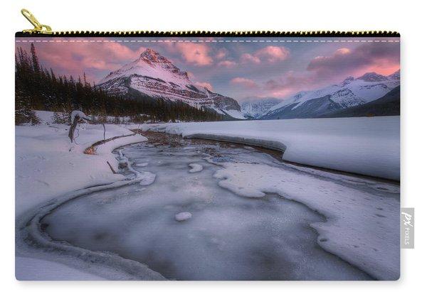 Beauty Creek, Jasper National Park Carry-all Pouch