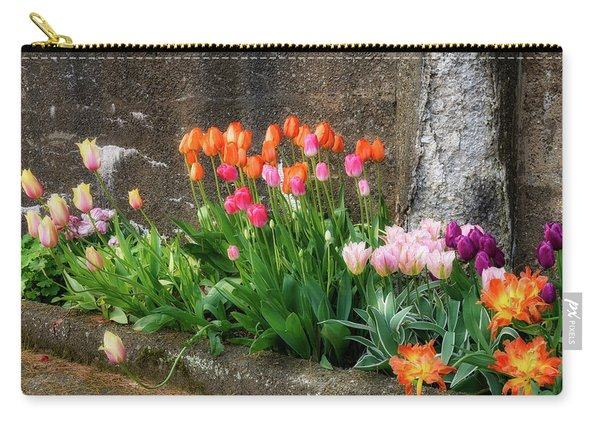Beauty In Ruins Carry-all Pouch