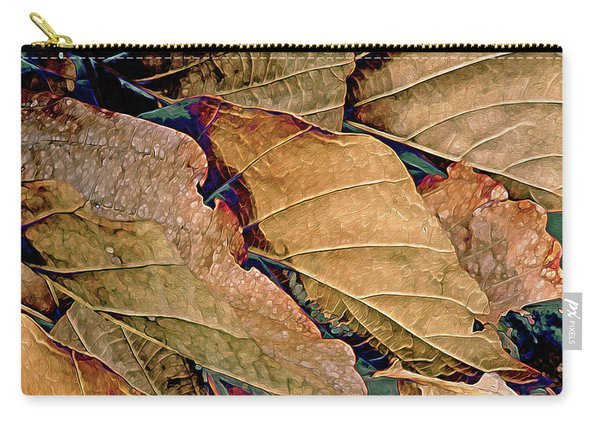 Beauty In Sepia Carry-all Pouch