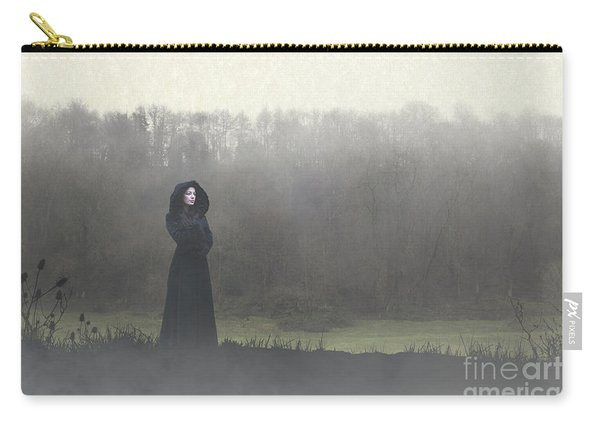 Beauty In The Fog Carry-all Pouch