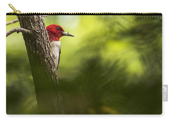 Beauty In The Woods Carry-all Pouch