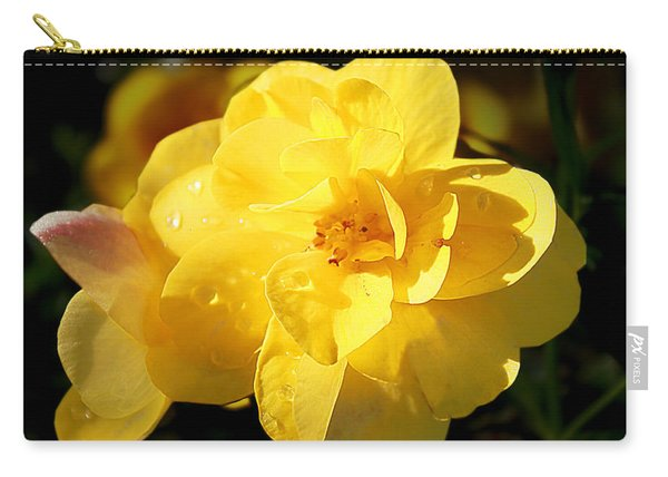 Beauty In Yellow Carry-all Pouch