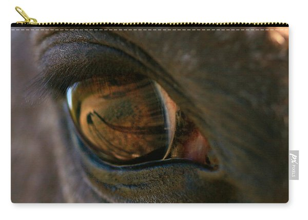 Beauty Is In The Eye Of The Beholder Carry-all Pouch
