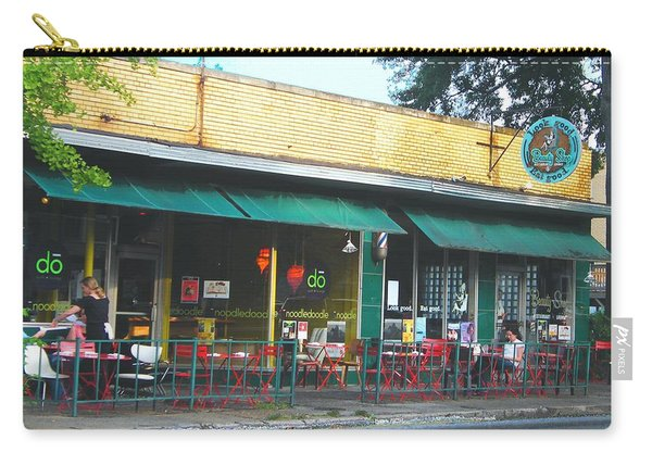 Beauty Shop And Do  Cooper Young Memphis Carry-all Pouch
