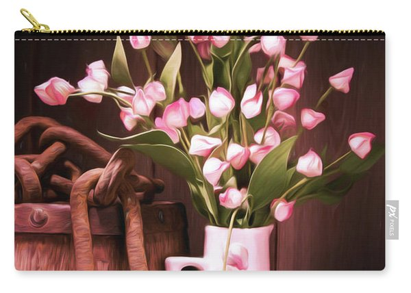 Beauty Unchained Carry-all Pouch