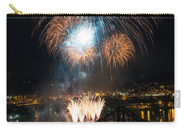 Beaver County Fireworks 2 Carry-all Pouch