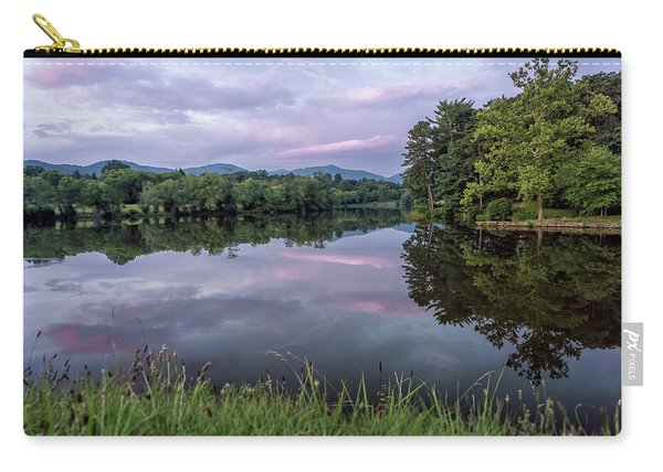 Beaver Lake Reflections Carry-all Pouch