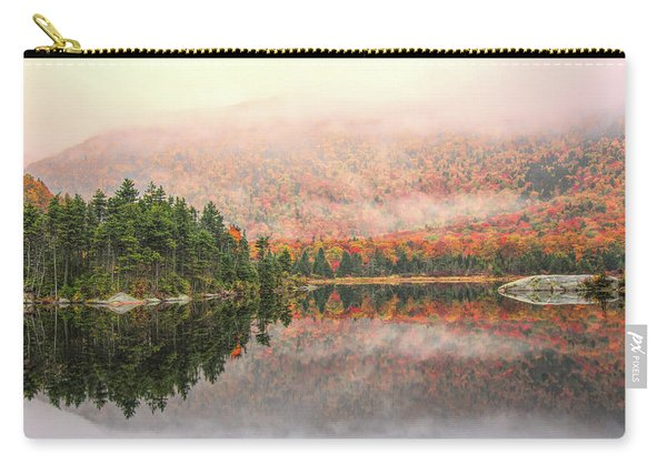 Beaver Pond New Hampshire Carry-all Pouch