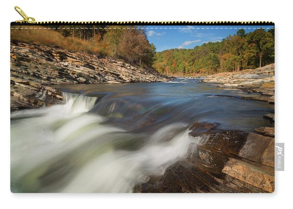Beavers Bend Vii Carry-all Pouch