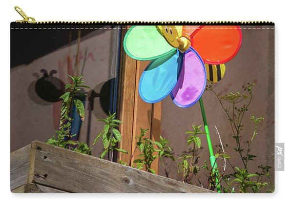 Bee A Wind Spinner? Carry-all Pouch