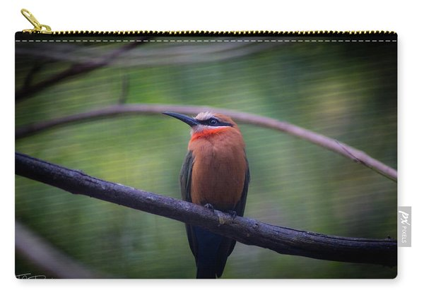 Bee-eater Carry-all Pouch