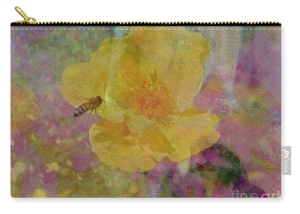 Bee Good Or Bee Careful Carry-all Pouch