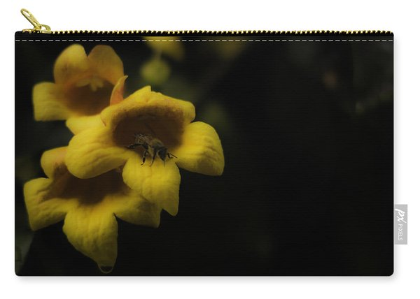Bee In A Trumpet Carry-all Pouch