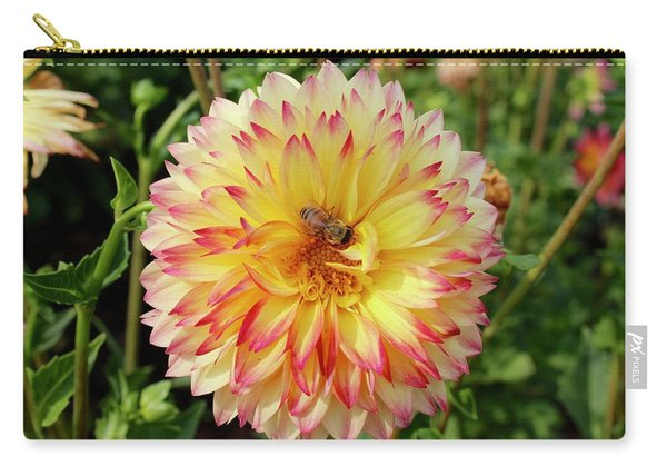 Bee In The Middle Carry-all Pouch