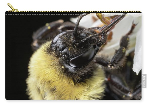 Bee Macro 1 Carry-all Pouch