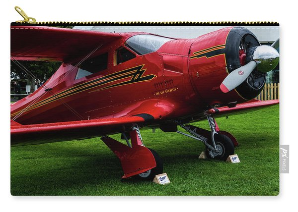 Beech D17-s Staggerwing Carry-all Pouch