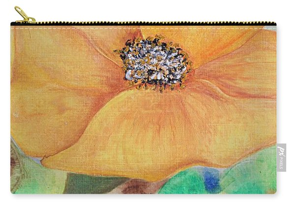 Bees Delight Carry-all Pouch