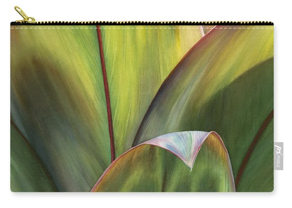 Beguiling Kauai Carry-all Pouch