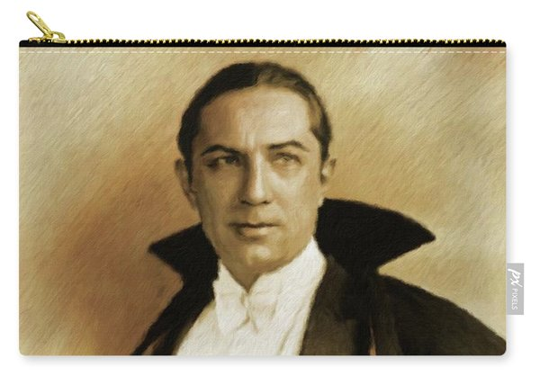 Bela Lugosi As Dracula Carry-all Pouch