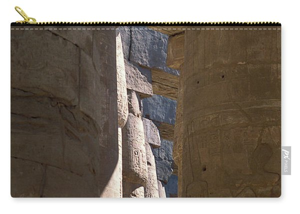 Belief In The Hereafter IIi Carry-all Pouch