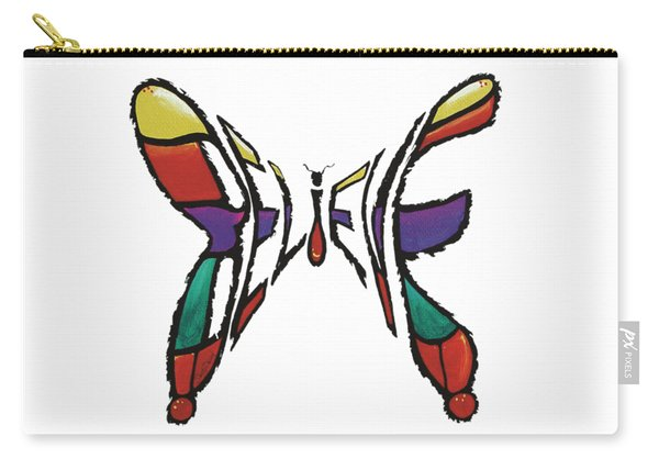 Believe-butterfly Carry-all Pouch