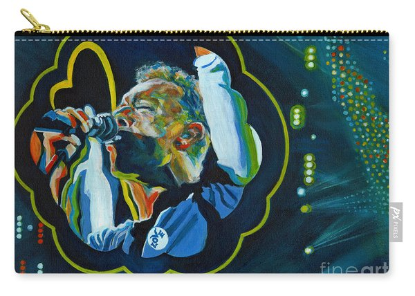 Believe In Love - Chris Martin Carry-all Pouch