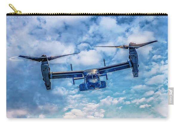 Bell Boeing V-22 Osprey  Carry-all Pouch