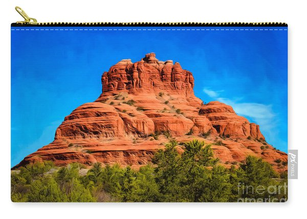 Bell Rock Tower Carry-all Pouch