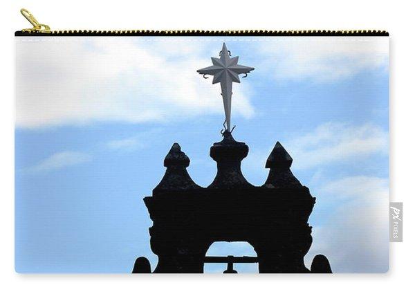 Bell Tower Capilla De Cristo Carry-all Pouch