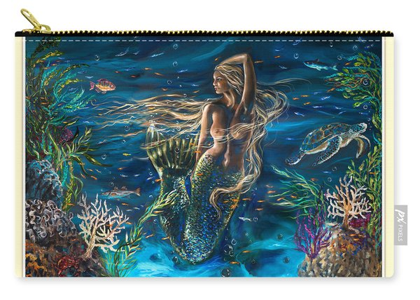 Bella Donna Tryptic Carry-all Pouch