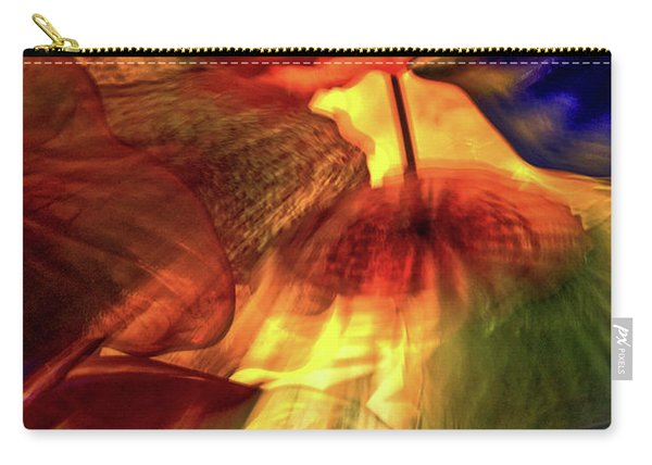 Bellagio Ceiling Sculpture Abstract Carry-all Pouch
