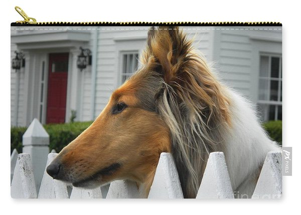 Bellingham Collie Carry-all Pouch
