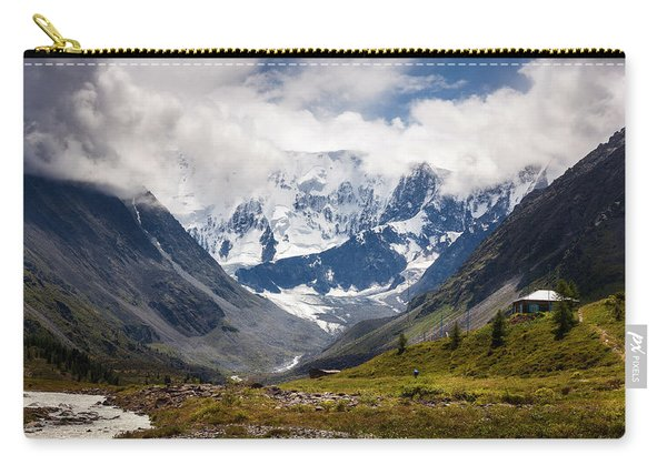 Belukha Mountain. Altay. Russia Carry-all Pouch