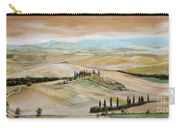 Belvedere - Tuscany Carry-all Pouch