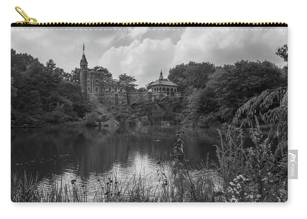 Belvedere Castle Central Park Nyc  Carry-all Pouch