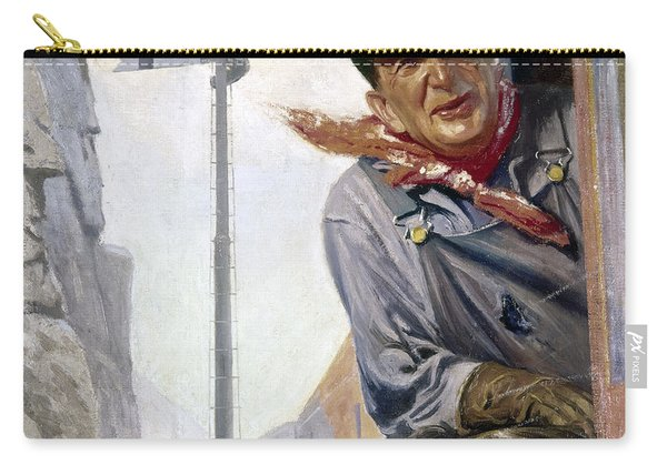 Beneker: The Engineer, 1913 Carry-all Pouch
