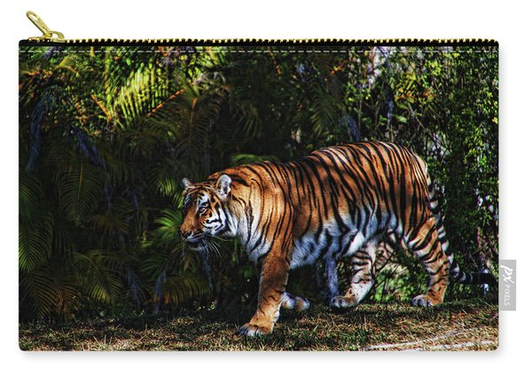 Bengal Tiger - Rdw001072 Carry-all Pouch