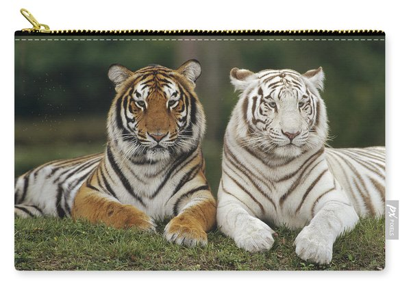 Bengal Tiger Team Carry-all Pouch