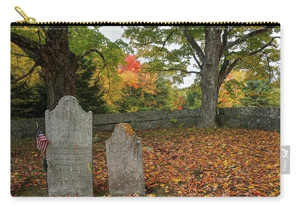 Benjamin Butler Grave Carry-all Pouch