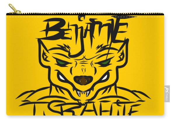 Benjamite Israelite Carry-all Pouch