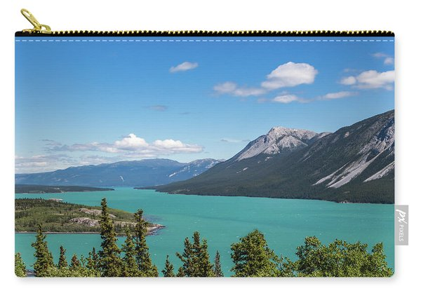 Tagish Lake Carry-all Pouch