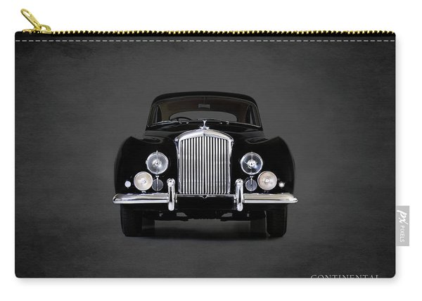 Bentley Continental 1952 Carry-all Pouch