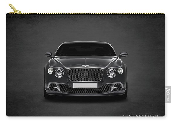 Bentley Continental Gt Carry-all Pouch
