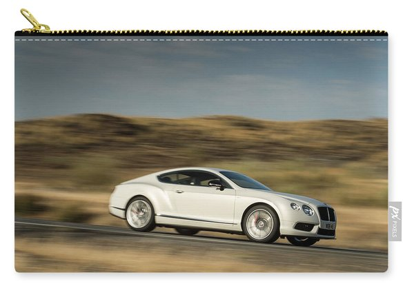 Bentley Continental Gt V8 Carry-all Pouch