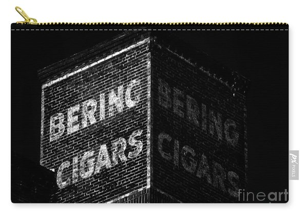 Bering Cigar Factory Carry-all Pouch