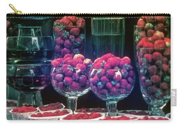 Berries In The Window Carry-all Pouch