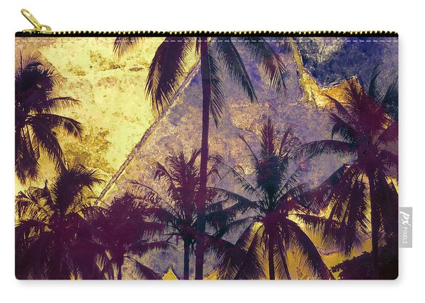Beside The Sea Carry-all Pouch