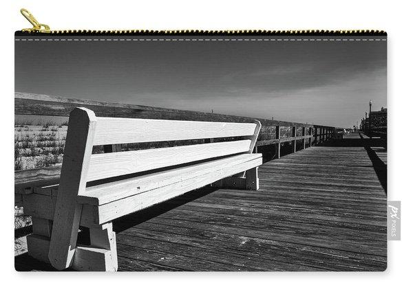 Bethany Beach Boardwalk Carry-all Pouch